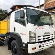 8000KM+BanBARU,MURAH Isuzu Giga Engkel 4x2 FVR34P TH Tractor Head 2018 (27703551) di Kota Jakarta Utara