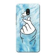 Korean Love Sign Xiaomi Redmi 8A Custom Hard Case (27705963) di Kota Bekasi