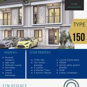 Rumah Mewah 2lt 4 Kamar Tidur Di STM Dekat Tol Amplas (27713915) di Kota Medan