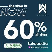 Watch World Disc. 60% All Item (27722835) di Kota Jakarta Selatan