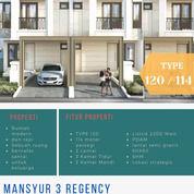Rumah Mewah 2lt Di Dr Mansyur Dekat USU Dan Setia Budi (27730951) di Kota Medan