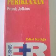 Frank Jefkins Periklanan/ Advertising (Edisi Ketiga) By Frank Jefkins (2773345) di Kab. Ngawi