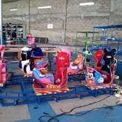 Mainan Termurah Odong Risma Kereta Lantai Oval Mini Coaster Karet Loko (27736475) di Kab. Kotawaringin Barat