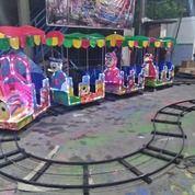 Wahana Kereta Lantai Kartun Double Jok Odong (27745199) di Kab. Lima Puluh Kota