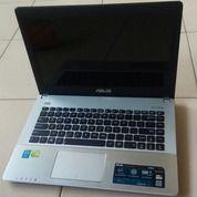 Laptop Asus X450J Kondisi Mulus Lancar (27745939) di Kota Tangerang Selatan