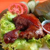 Nasi Kotak Ayam Bakar Sambal Lalapan NON MSG - Aisy Catering (27751791) di Kota Semarang