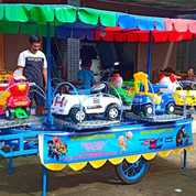 Wahana Odong Kereta Mainan Anak Full Siap Kerja (27756851) di Kab. Wonosobo