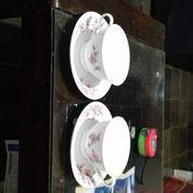 2 Bh Cangkir Porselen Lama(Peninggalan) (27762495) di Kota Bandung