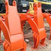 Unit Log Grapple Untuk Excavator Kelas 20 Ton (27762543) di Kota Jakarta Timur
