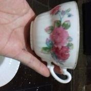 2 Bh Cangkir Porselen Lama(Ta-Pan) (27762759) di Kota Bandung
