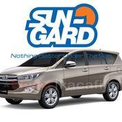 Kaca Film SUN GARD Black Metalic Gray [Bahan Saja 1 Unit Mobil] (27763099) di Kota Medan