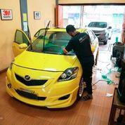 Kaca Film Hijau Light Green 20% Dan 40% [Bahan Saja Utk 1 Unit Mobil] (27763199) di Kota Medan