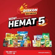 Transmart Carrefour Diskon Gila-Gilaan Hemat 5 Hari (27763203) di Kota Jakarta Selatan