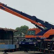 Unit Bekas Rough Terrain Crane Kato KR25H-V6 Kapasitas 25 Ton (27763467) di Kota Jakarta Timur