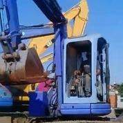 Excavator Merek Komatsu Model PC75 Tahun 2012 (27763539) di Kota Jakarta Timur