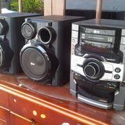 LG Compo CD/DVD/MP3/Karaoke Spt Baru Antik Kondisi Bagus Jarang Pakai (27776855) di Kota Jakarta Barat