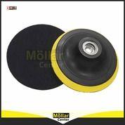 Tatakan Amplas Velcro Gerinda Tangan 4inch Sanding Pad Disc 4 Inch (27779991) di Kota Magelang