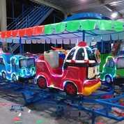 Sedia Kereta Panggung Robocar Tayo Fiber Odong Bagus (27800123) di Kota Langsa