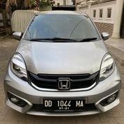 HONDA BRIO SATYA E CVT 2016 (27800495) di Kota Makassar