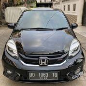 HONDA BRIO RS CVT 2016 (27801119) di Kota Makassar