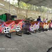 Mini Coaster Kereta Lantai Rel Gelombang Odong BEST PRODUCT (27801719) di Kab. Aceh Selatan