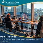 Ruko Delft Apartment Shop Office Citraland City Losari Makassar Cpi (27807619) di Kota Makassar