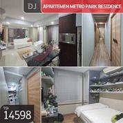 Apartemen Metro Park Residence, Tower Milan, Jakarta Barat, 88 M, Lt 5, PPJB (27808551) di Kota Jakarta Barat