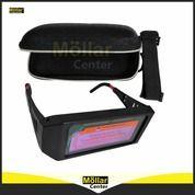 Kacamata Las Auto Darkening Kaca Mata Las Otomatis Welding Glass (27809455) di Kota Magelang