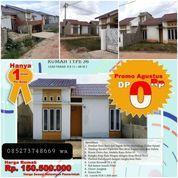 PERUMAHAN SUBSIDI JAKABARING DP 0% (27814583) di Kota Palembang