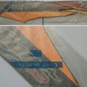 STRIPING FULL SET SUZUKI SHOGUN ORIGINAL Warna Orange Kualitas ORI 3M (27825451) di Kota Semarang