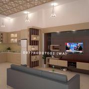 Backdrop Tv Dan Kitchen Set Minimalis Purwokerto Harga Murah (27826419) di Kab. Banyumas