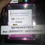 BATERAI LENOVO A6000+ plus DOUBLE IC DOUBLE POWER 4000mah (278303) di Kota Jakarta Selatan
