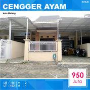 Rumah Luas 103 Di Cengger Ayam Sukarno Hatta Kota Malang _ 415.20 (27837799) di Kota Malang