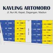 Kavling Podomoro Dagangan Desa Kepet Dagangan Madiun 65 Jt (27850083) di Kota Jakarta Selatan