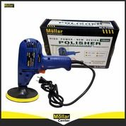 MOLLAR P5500 Mesin Poles Mobil Car Polisher 550 Watt Variable Speed (27850435) di Kota Magelang