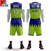 Costum Jersey Basket Rochester (27851887) di Kota Yogyakarta