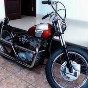 Triumph T120 Boneville 1972 (27852567) di Kota Denpasar