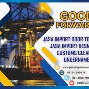 JASA IMPORT RESMI | JASA IMPORT DOOR TO DOOR | GOODS FORWARDER (27854291) di Kota Jakarta Timur