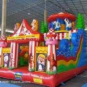 Rumah Balon Import Lengkap Blower Odong Murah (27859979) di Kab. Cilacap