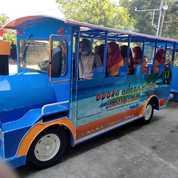 Kereta Mini Wisata EK Odong Odong 2 Gerbong Mesin Kijang MURAHH (27869623) di Kab. Jombang