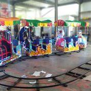 Kereta Lantai Fiberplat Rel Datar Odong KOMPLITT (27869627) di Kab. Jombang