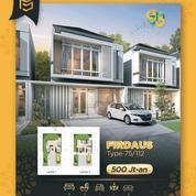 Rumah Di Jember Tengah Kota Sumbersari 2 Lantai (27871743) di Kab. Jember