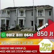 Diskon 100jt Rumah Siap Huni Di Jatiasih Bekasi (27872039) di Kota Bekasi