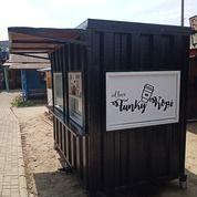Booth Countainer Bongkar Pasang (27874195) di Kota Tangerang