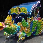 Kereta Kencana Garuda Ful Lampu Led Odong Free Audio (27875419) di Kab. Langkat