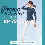 MINNE Sport Wear Promo All Items Rp. 79.000 (27880803) di Kota Jakarta Selatan