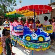 TERLARIS Odong Odong Robocar Tayo Full Fiber Lengkap (27880851) di Kota Tanjung Balai