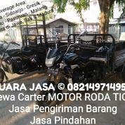 Sewa Carter Jasa Angkut Pindahan Kirim Barang Motor Gerobak Roda 3 Tossa Viar Fukuda Dorkas PASURUAN (27884779) di Kab. Pasuruan