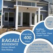 Rumah Degan View Bagus Di Kota Malang Ragali Residence (27889391) di Kota Malang