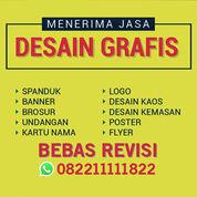 Jasa Desain Grafis 24 Jam (27890111) di Kota Tangerang